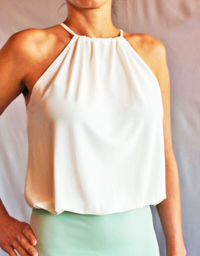 Long Island Top White