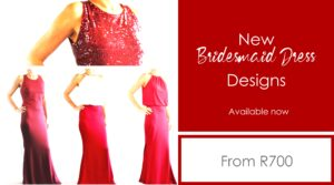 Exciting new Bridesmaid Dress Designs