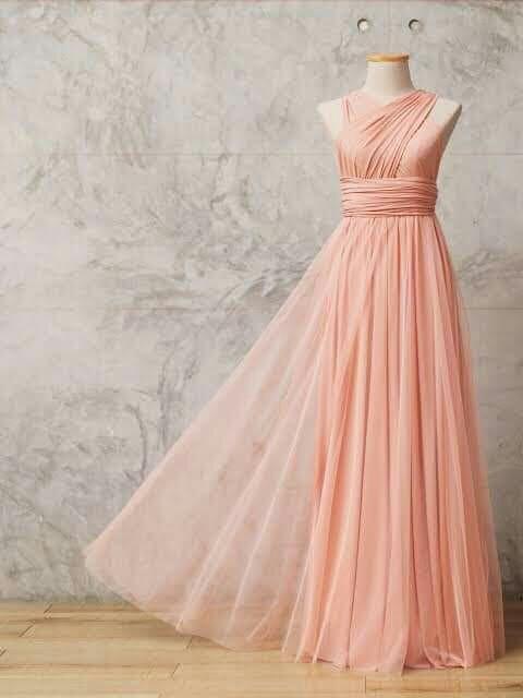 Infinity dress Mesh
