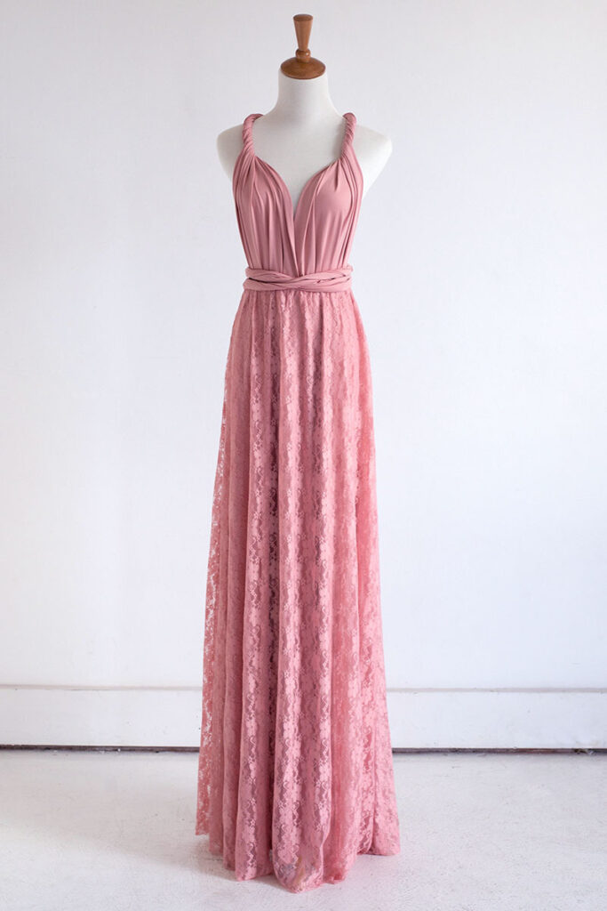 Infinity Dress Lace